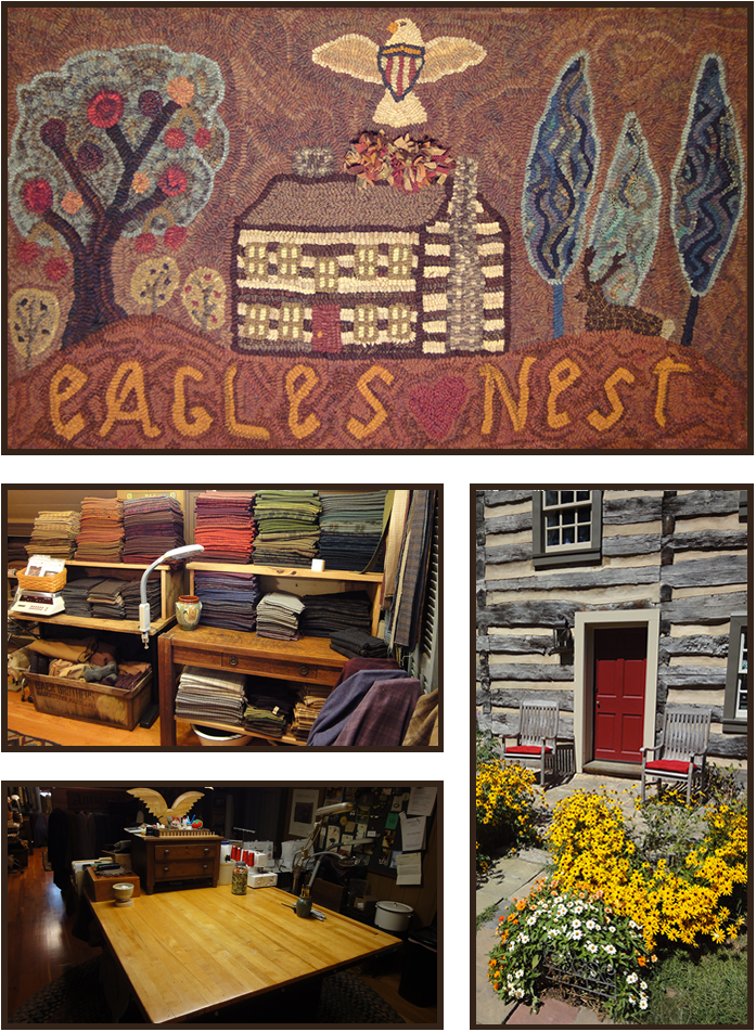 Welcome to Eagles Nest Woolens